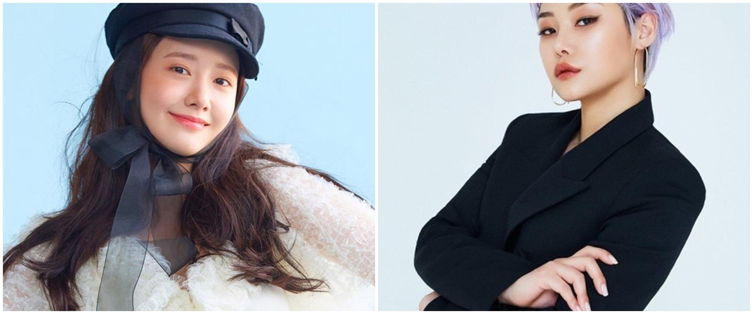 Seumuran, penampilan 12 pasang idol K-Pop ini ternyata beda jauh