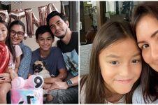 10 Momen perayaan ultah anak Donna Agnesia di rumah, penuh kehangatan