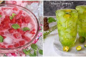 22 Resep minuman segar untuk buka puasa, simpel dan mudah dibuat