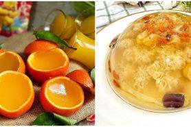 10 Resep es jelly, enak, menyegarkan dan mudah dibuat