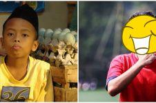 10 Potret terbaru Kipli 'Kiamat Sudah Dekat', kini tampil bercambang
