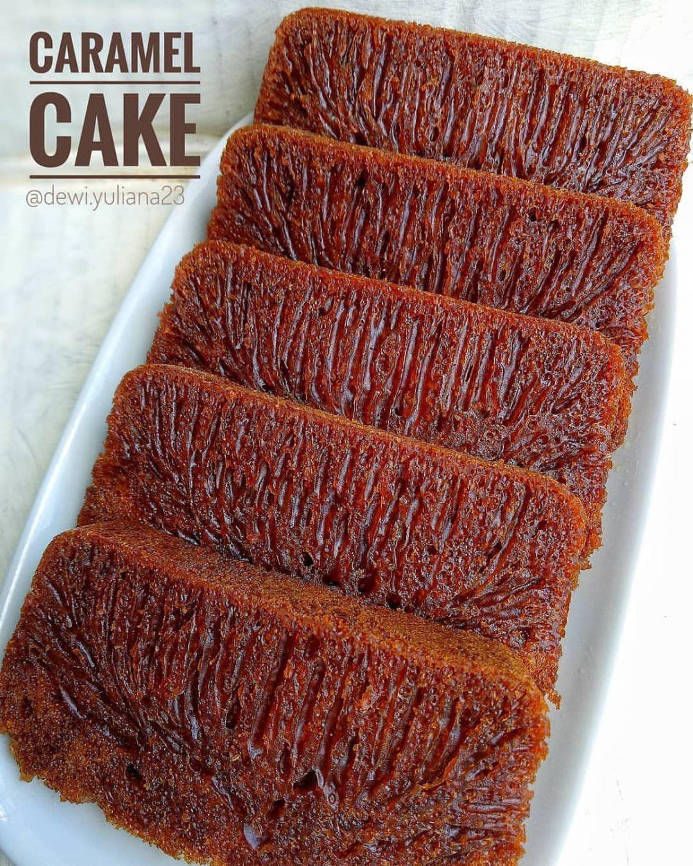 kue tanpa mixer oven instagram