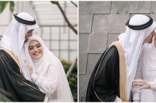 7 Potret mesra Vebby Palwinta & Razi Bawazier usai menikah