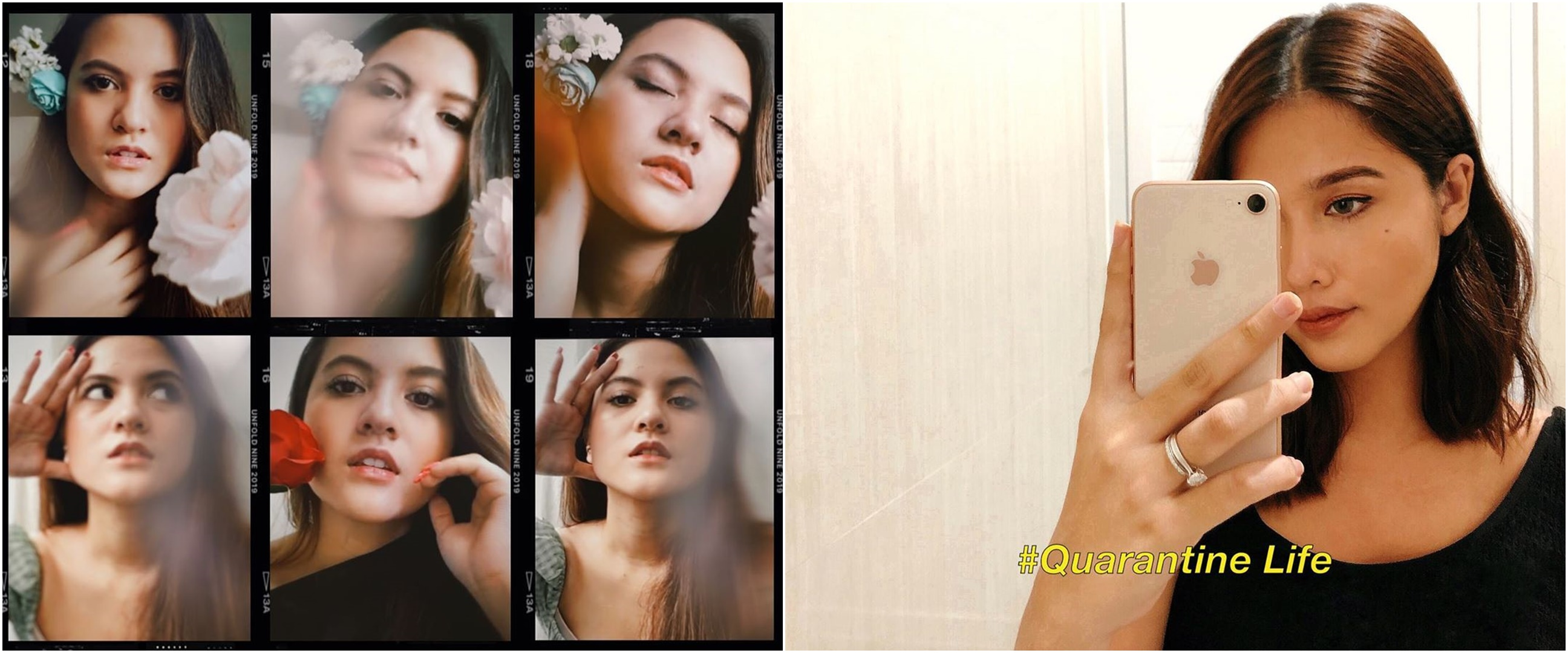 5 Hasil virtual photoshoot karya Ana Octarina motretin seleb