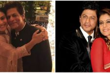 Kajol ungkap satu hal yang disuka dari Shah Rukh Khan
