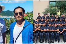 7 Potret Adiro, anak Dipo Latief yang sedang wamil di Singapura