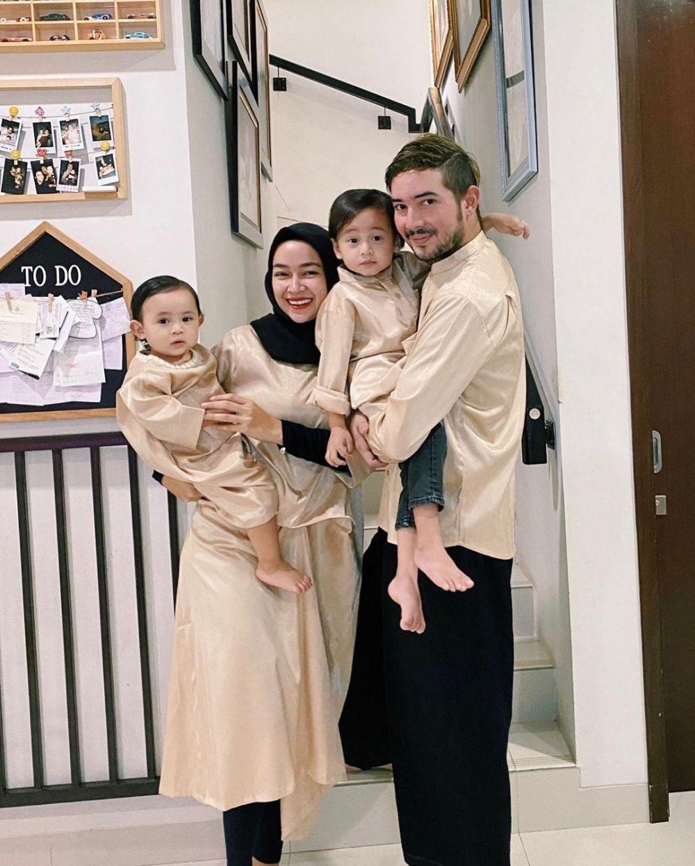 model baju lebaran 2020 instagram