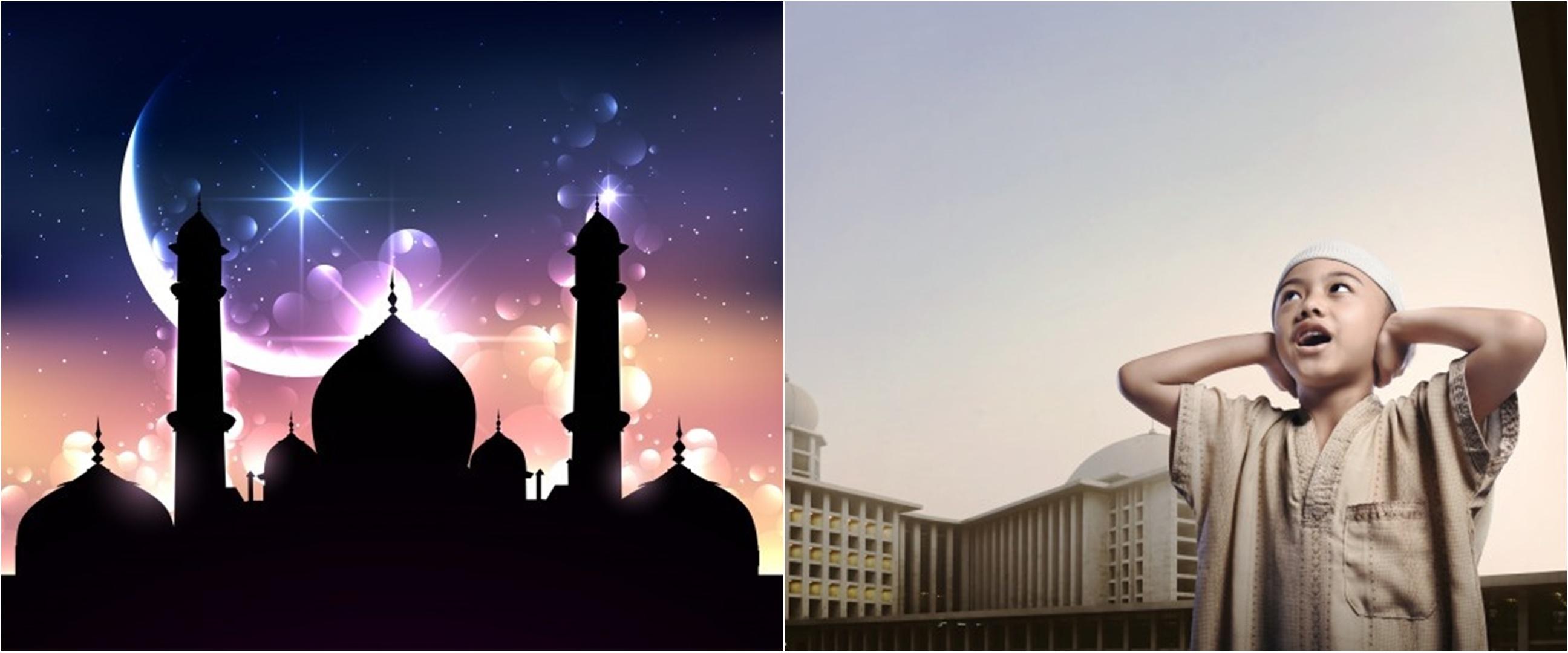 Bacaan takbir dan manfaat mengumandangkannya saat Idul Fitri