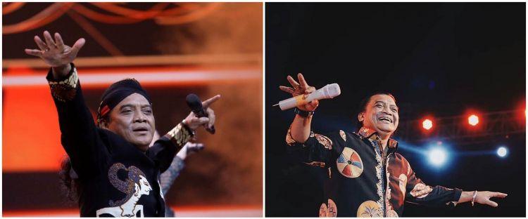 4 Julukan Didi Kempot ketika bernyanyi di atas panggung