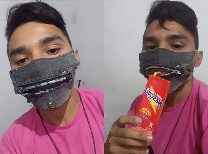 ide kreatif masker ekonomis © 2020 1cak.com