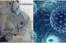 Penelitian terbaru sebut virus corona bisa menginfeksi usus