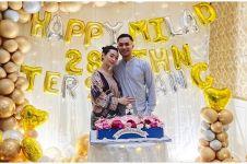 6 Momen mesra Zaskia Gotik dan Sirajuddin setelah menikah, so sweet