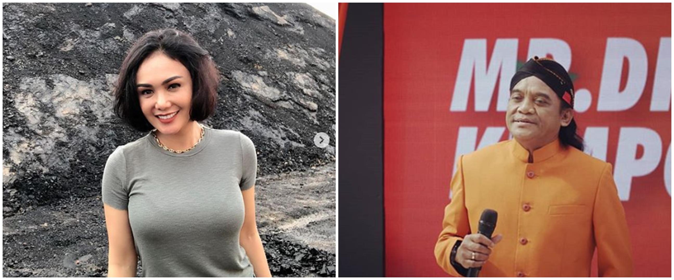 Ini karya terakhir Didi Kempot yang siap rilis, duet dengan Yuni Shara