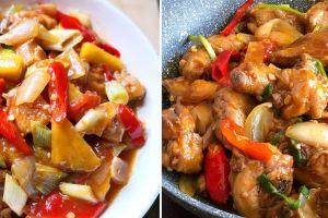 9 Resep ayam asam manis, enak, praktis dan sederhana