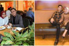Momen anniversary ke-1 Muzdalifah & Fadel Islami, paras curi perhatian