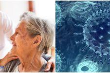 Cerita lansia 104 tahun pernah kena kanker dan sembuh Covid-19
