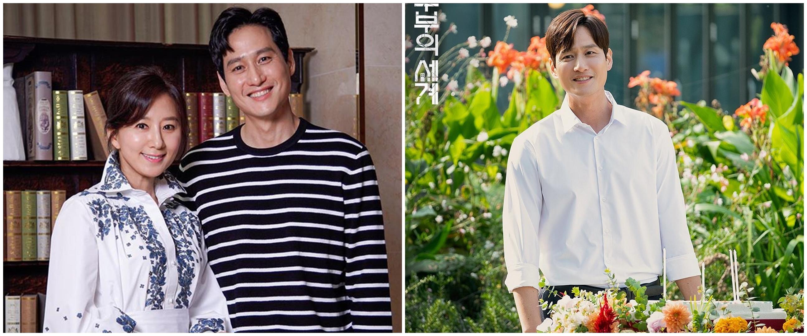 7 Potret masa muda Park Hae-joon, aktor The World of the Married