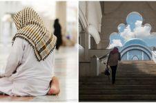 Niat sholat qobliyah dan ba'diyah, lengkap dengan keutamaannya