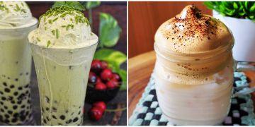 15 Resep minuman blender segar, nikmat, kekinian dan praktis