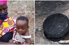 Kisah pilu ibu masak batu demi tenangkan anaknya yang lapar