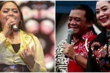Sesama penyanyi, ini 8 aksi pentas Yan Vellia istri Didi Kempot