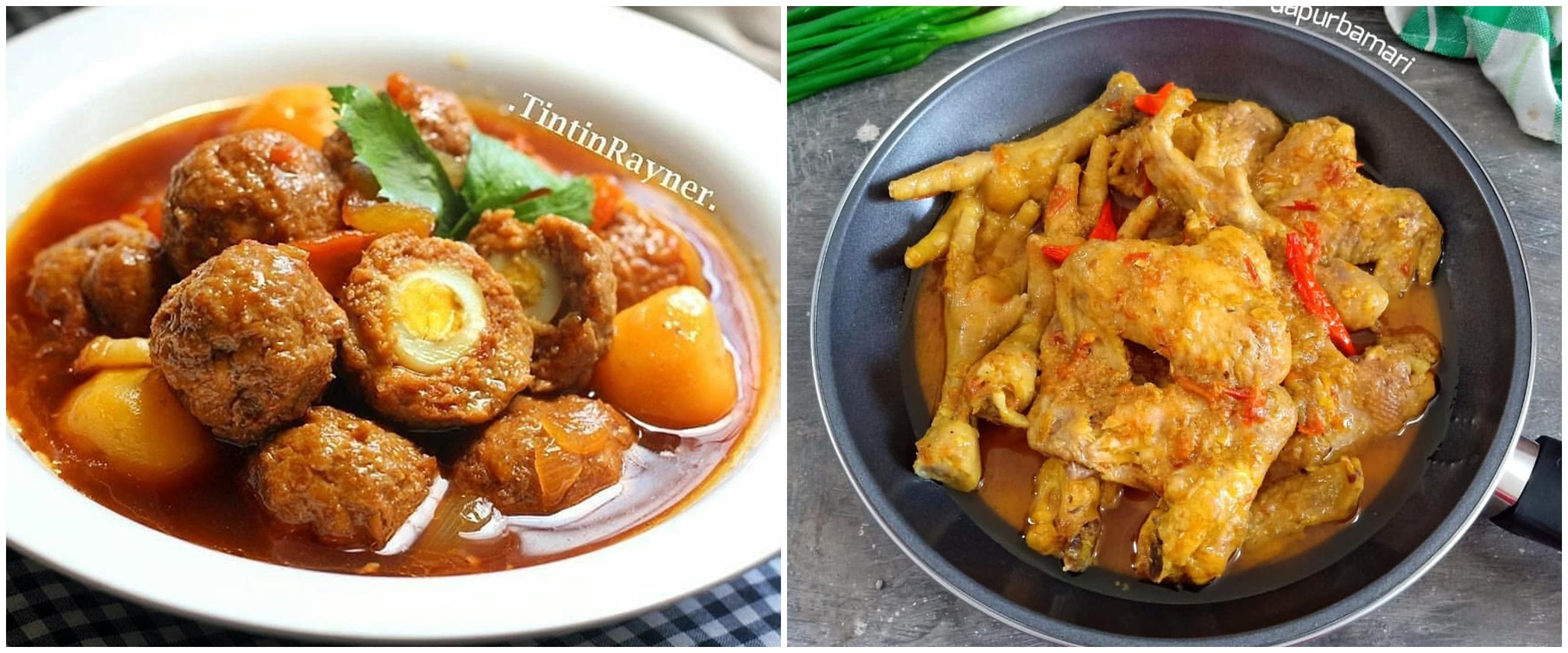 17 Resep masakan buka puasa berkuah enak, sederhana & praktis