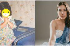 8 Potret masa kecil Hannah Al Rashid, parasnya bikin gemas