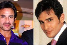 17 Tahun berlalu, ini 7 potret Saif Ali Khan bintang Kal Ho Naa Ho