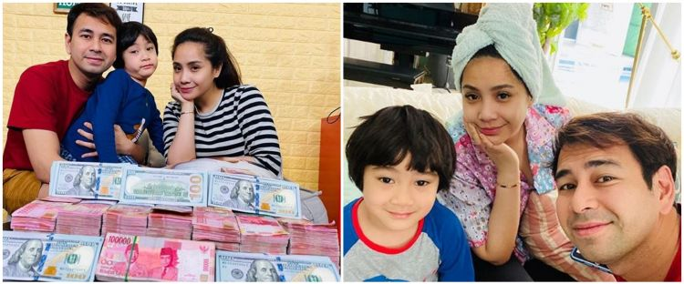 5 Bukti kedermawanan Raffi Ahmad, terbaru beri hadiah Lebaran Rp 1 M