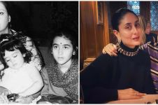 10 Transformasi Karisma dan Kareena Kapoor, duo sister Bollywood