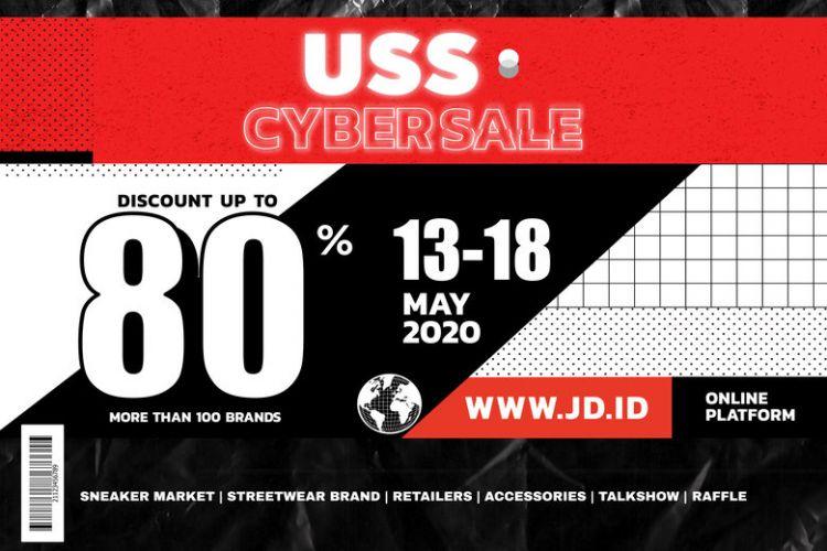 Pengusaha fashion ikuti USS Cybersale, bazaar online di tengah corona