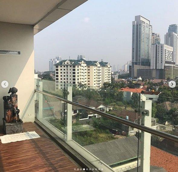 7 potret apartemen mewah Venna Melinda Instagram