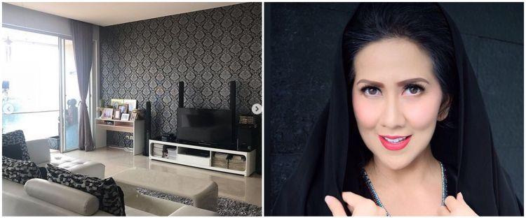 7 Potret apartemen mewah Venna Melinda yang dijual Rp 5 miliar