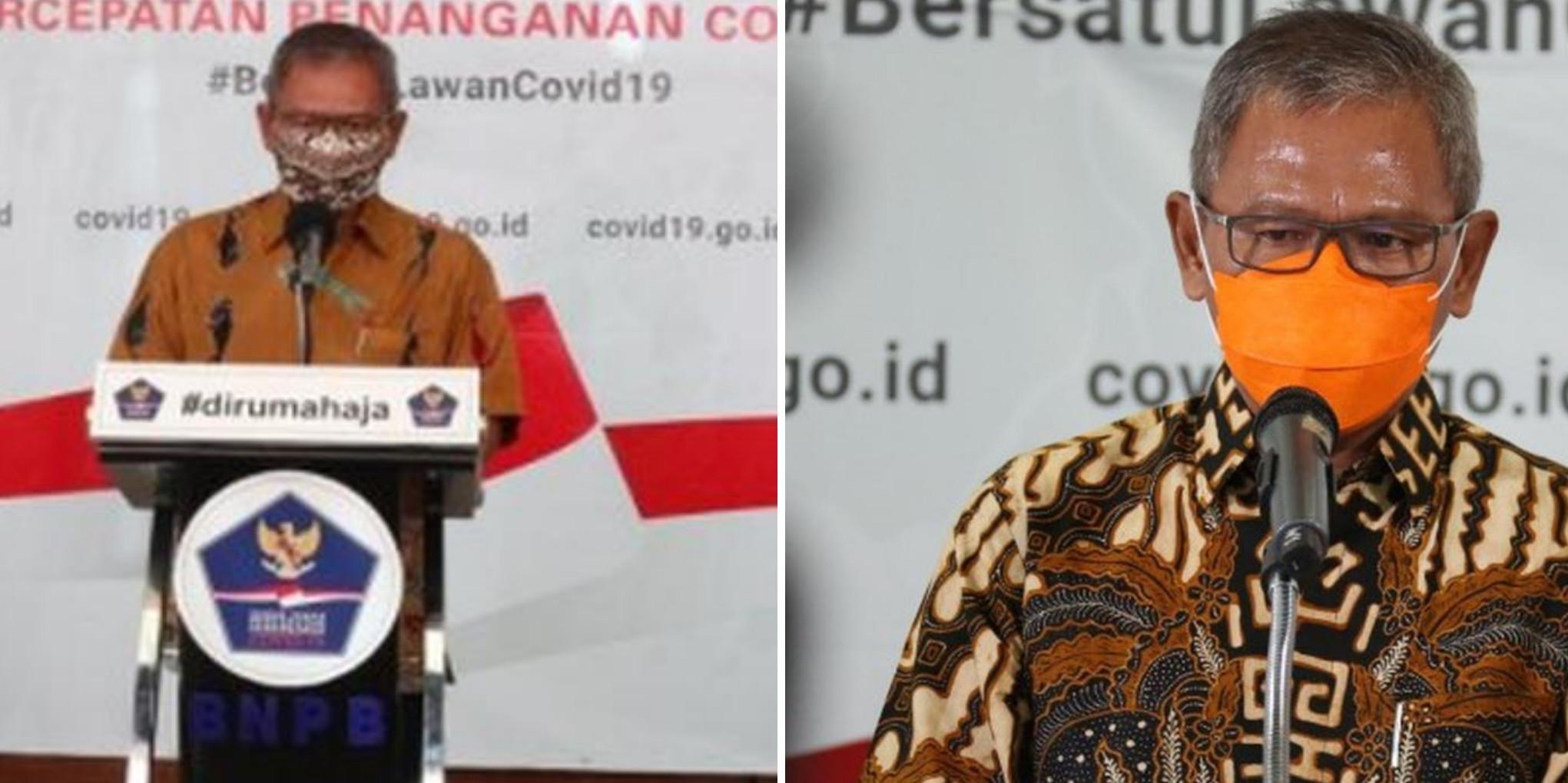 Update corona Indonesia 10 Mei: 2.698 orang sembuh