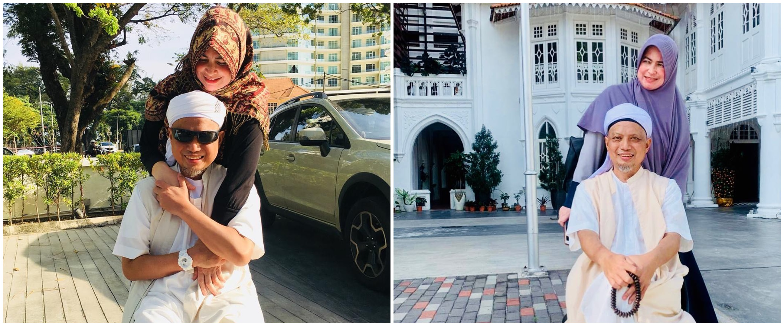 Setahun Ustaz Arifin Ilham meninggal, ini ungkapan haru sang istri