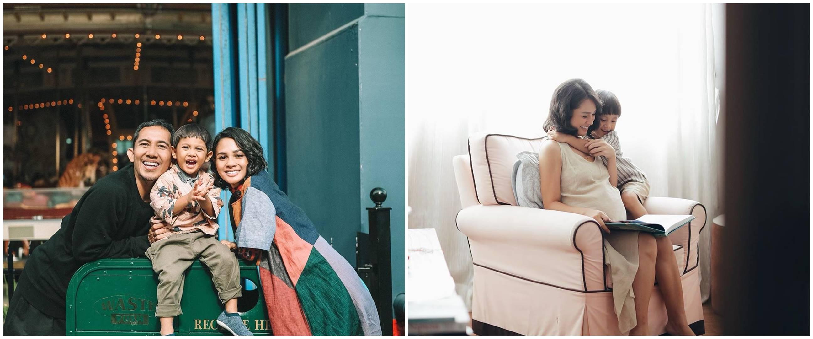 Melahirkan anak kedua, Andien Aisyah umumkan lewat video klip lagu