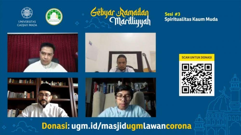 Gebyar Ramadan Mardliyyah UGM Istimewa