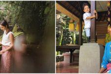10 Potret Sri Maya, Ipar Happy Salma yang juga Putri Raja Ubud