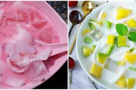 7 Resep es kopyor untuk buka puasa, segar, nikmat dan praktis