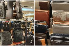 8 Potret barang jualan berjamur akibat mal tutup 2 bulan