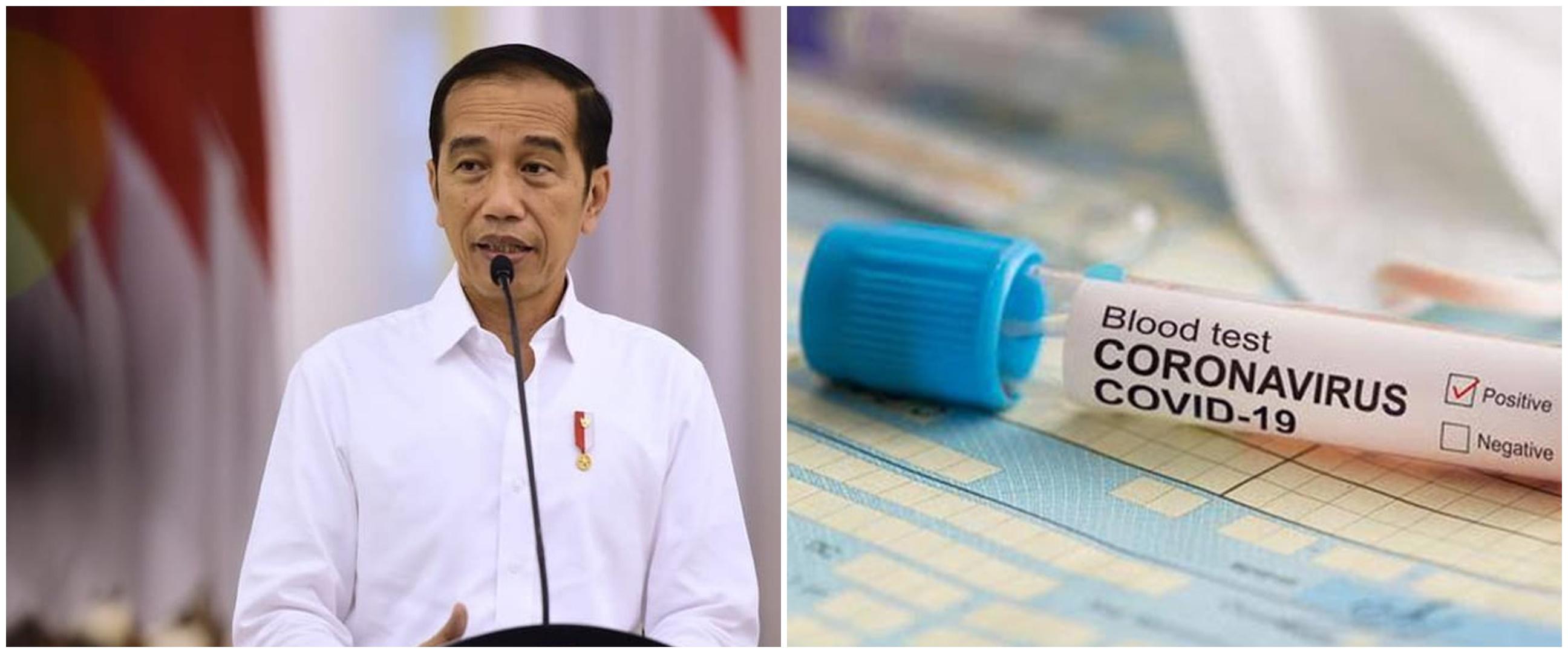 Jokowi: Angka kematian virus corona 82 persen ada di Jawa