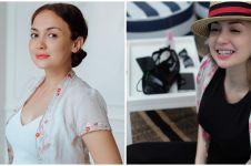 5 Gaya Rianti Cartwright rayakan 7 bulan kehamilan, simpel banget