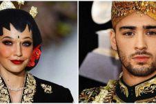 Editan foto Zayn Malik-Gigi Hadid jadi pengantin Jawa, bak nyata