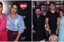 9 Potret akrab Kareena Kapoor dan Sara Ali Khan, bak ibu kandung