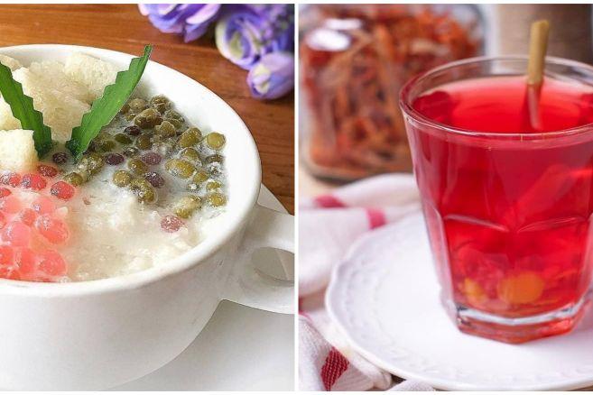 10 Resep minuman hangat untuk sahur & berbuka, praktis dan nikmat