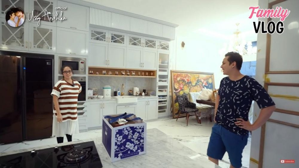 Potret rumah Andhika & Ussy usai renovasi © 2020 brilio.net