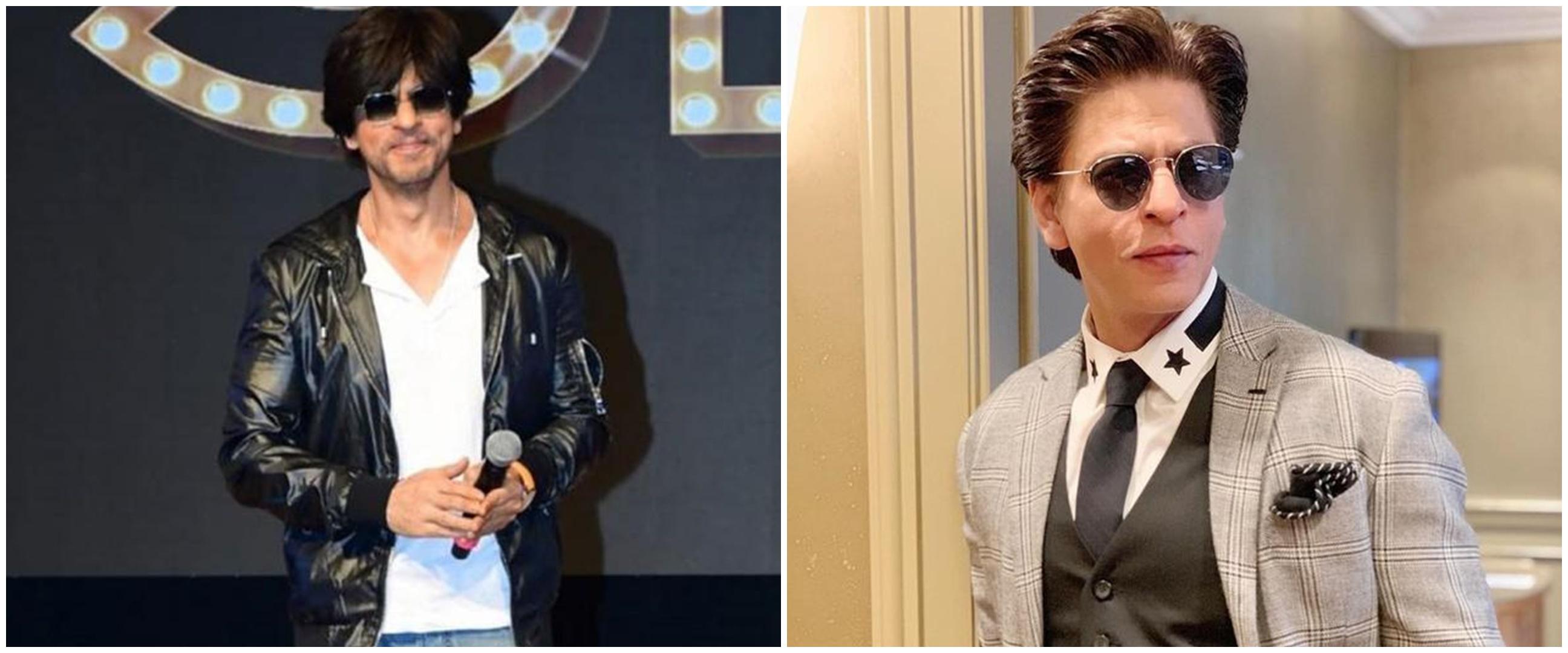 8 Potret ini bukti Shah Rukh Khan tetap stylish di usia 54 tahun