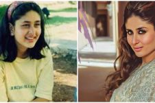 8 Potret lawas Kareena Kapoor, masa kecilnya curi perhatian
