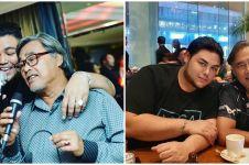 Jarang tersorot, 8 potret kebersamaan Ivan Gunawan dan ayah