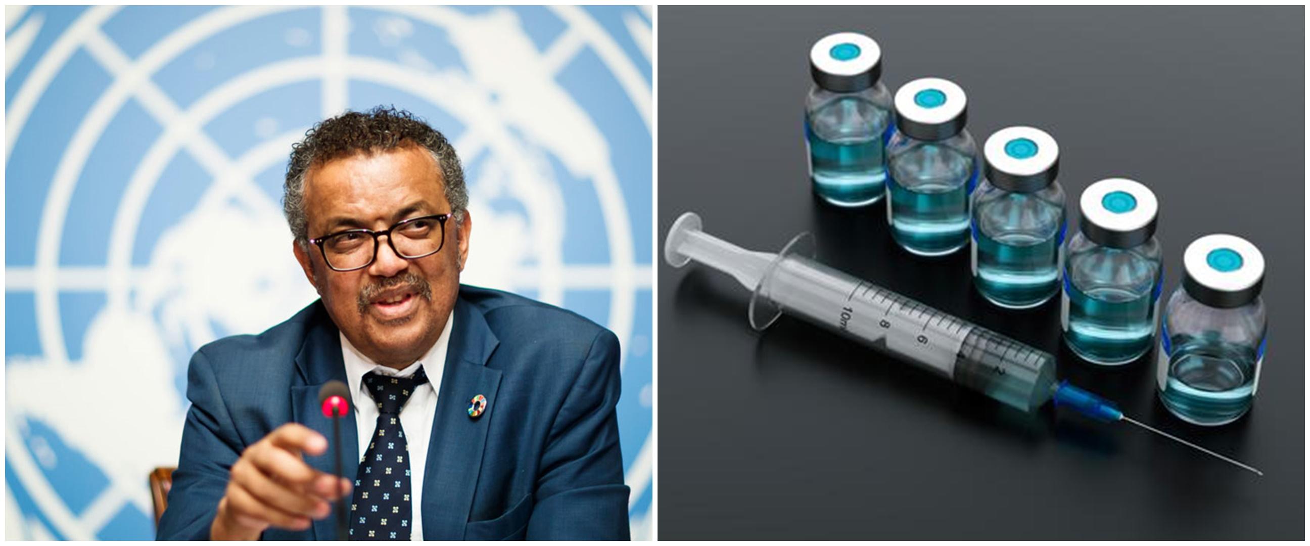 WHO: Kami sudah punya 8 kandidat calon vaksi virus corona